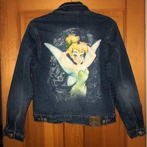 Disney Tinkerbell Denim Jacket
